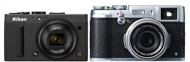 Fujifilm X100S vs Sony RX100 V Comparison Review