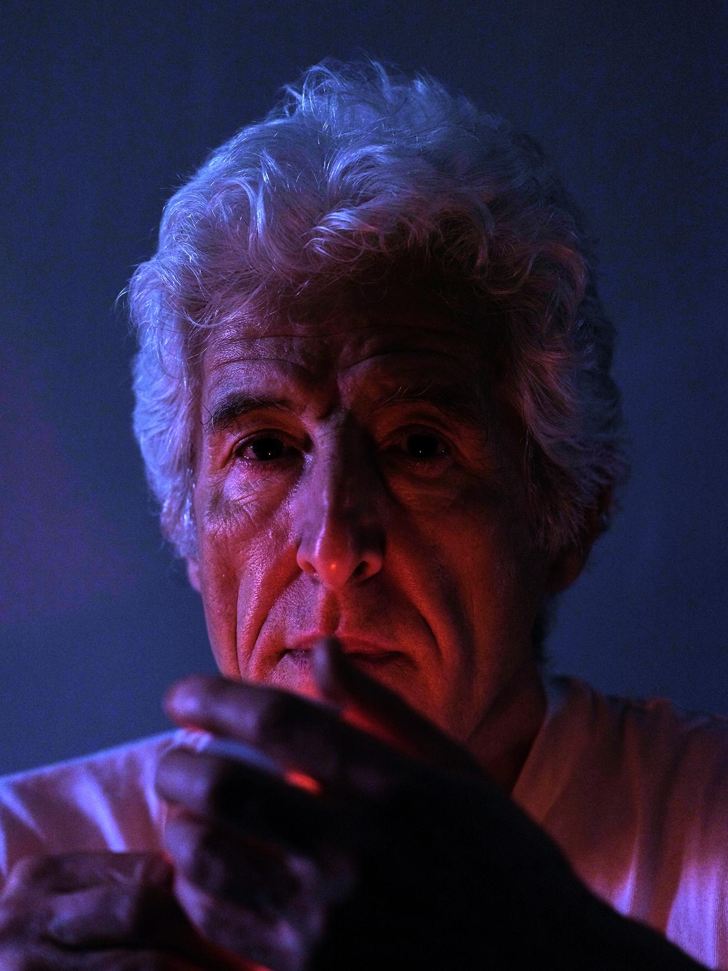 Raymond Verdaguer, studio session